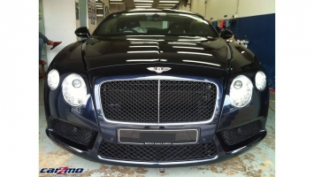BENTLY GT V8
