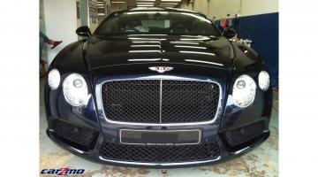 BENTLY GT V8 01