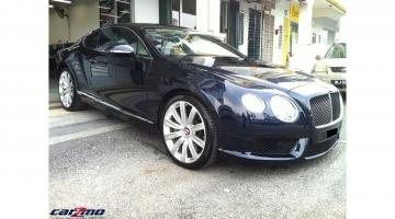 BENTLY GT V8 04