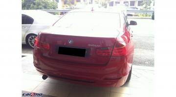 BMW 320I 07