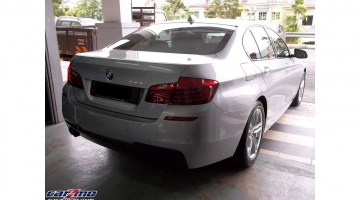BMW 5SERIES F10 08