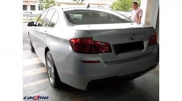 BMW 5SERIES F10 09