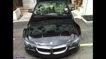 BMW 630I 01
