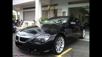 BMW 630I 02