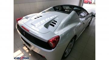Ferrari 458 spider 10