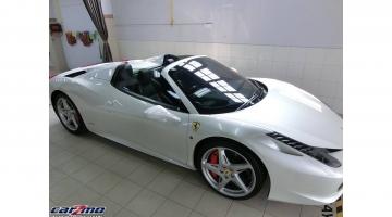 Ferrari 458 spider 11
