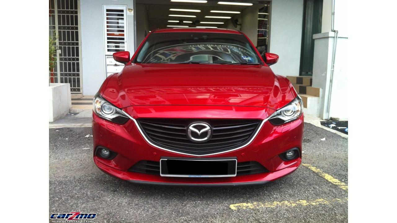 Gallery Carzmo Auto Detailing Centre Malaysia Car Coating Services - Mazda detailing