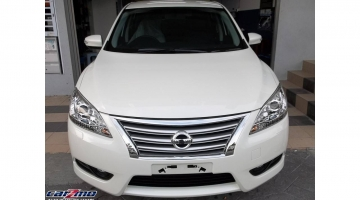 NISSAN SYLPHY 01