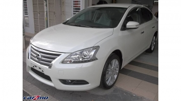 NISSAN SYLPHY 03