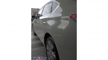 NISSAN SYLPHY 08