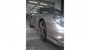 PORSCHE 911 TURBO 06