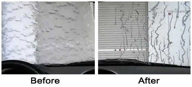 windscreen glass coating